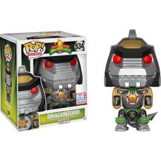 funko power rangers dragonzord green 6 quot pop vinyl figure 2017 nycc exclusive at hobby warehouse - Dragonzord Pop Vinyl