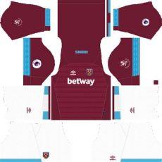 kit dls home united 2018 west ham united fc 2018 19 league soccer kits