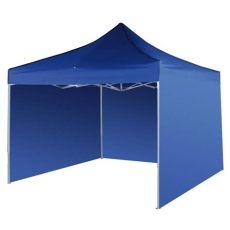 toldo plegable 3x3 mercadolibre toldo plegable azul 3x3 paredes laterales 61385 fernapet 49 990 en mercado libre