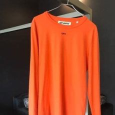 off white x vlone shirt vlone shirts orange offwhite x collab poshmark