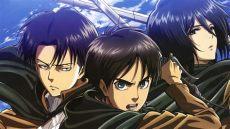 mikasa eren and levi vs batman battles comic vine - Attack On Titan Eren And Levi And Mikasa