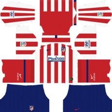 kit atletico de madrid 19 dls atletico madrid 2019 2020 kits league soccer