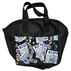 bingo dauber bags canada sii new bingo 1 dauber 6 pocket tote bag black walmart canada