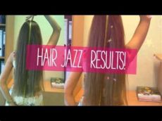 hair jazz usa hair jazz shoo and conditioner results how to get hair