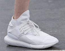 adidas y3 qasa high quot whiteout quot - Y3 Qasa White