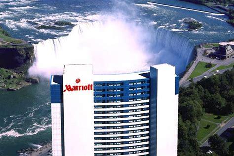 marriott niagara falls fallsview hotel spa buffalo hotels