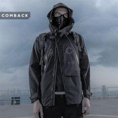 techwear face mask comback x hardmade mask blank archive