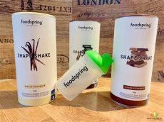 foodspring shape shake zubereitung foodspring shape shake lohnt sich der abnehmshake