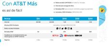 recarga att 150 pesos at t ofrece redes sociales ilimitadas con recargas de 10 pesos diarios poderpda