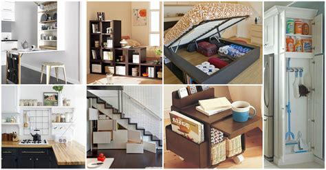 10 remarkable ideas storage small home
