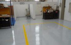 donde comprar pintura epoxica para pisos pintura epoxica para piso y senalizacion 110 000 en mercado libre