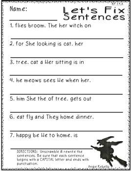 Worksheets For 1st Grade Language Arts.html