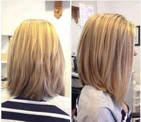 15 inspirations medium long layered bob hairstyles