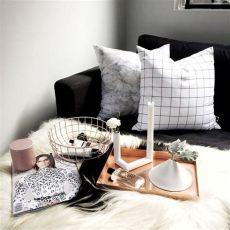 blush grey copper cushions copper blush living room styling resident gp homewares gifts blush living room blush
