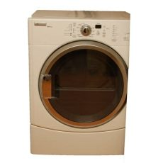 secadora maytag epic z maytag epic z white electric front load dryer ebth