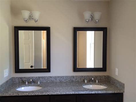 framed mirrors beveled mirrors contemporary bathroom boston unique