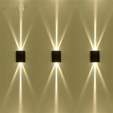 outdoor waterproof led wall modern home decorative