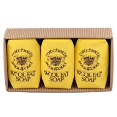 mancave co nz mitchells wool original three bath soap set - Mitchells Wool Fat Bath Soap