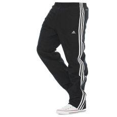 adidas tracksuit bottoms mens adidas essentials climalite mens tracksuit bottoms joggers in various colours ebay