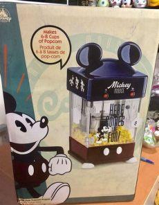 maquina para hacer palomitas de mickey mouse maquina de palomitas mickey mouse disney store 3 500 00 en mercado libre
