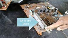 arreglar antena tv c 242 mo arreglar el conector de antena televisor how to fix the antenna connector on the tv