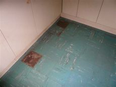 asbestos in flooring the wrong way to deal with asbestos insulation rob stigler s adventures in real estate
