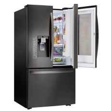modelos de refrigerador lg dos puertas lg refrigerador 3 puertas 31 quot instaview acero inoxidable negro