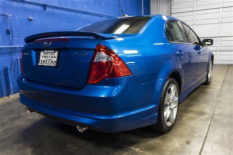 2012 ford fusion sport fwd sedan sale 28852