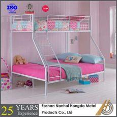 estilo europeo 3 cama litera de tubos de acero camas de metal identificaci 243 n producto - Literas De 3 Camas De Fierro