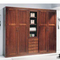 roperos para dormitorios armario ropero para dormitorio de matrimonio en madera fresno