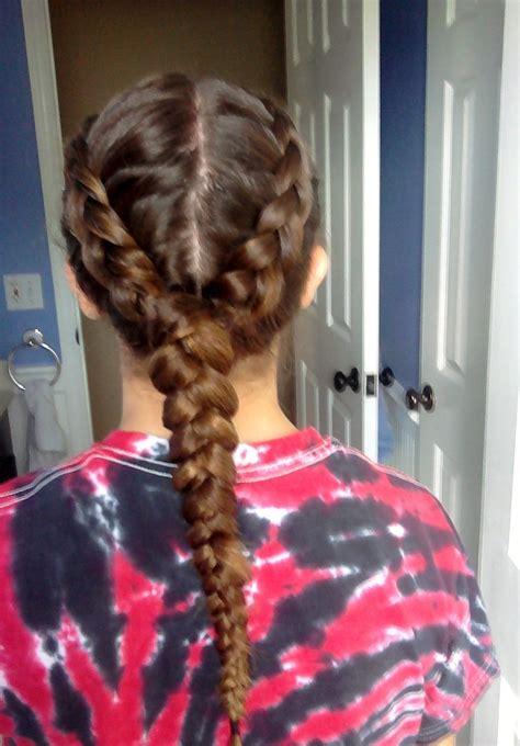 25 sporty braided hairstyles women elle hairstyles