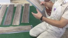 vinyl plank flooring installation cost home depot how to install vinyl plank flooring from home depot