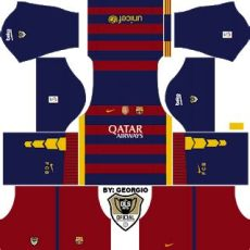 kit dls barca kit logo fc barcelona league soccer 2016 kits dls reviews android apps