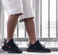yeezy 350 v2 bred outfit yeezy boosts with shorts adidas yeezy boost 350 v2 bred with images adidas yeezy boost