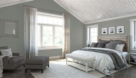 25 gray paint color options guest bedrooms