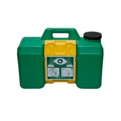 haws 15 minute portable eye wash station 1