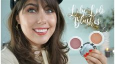 lily lolo pressed blush swatches review swatches pressed blushes integrity botanicals