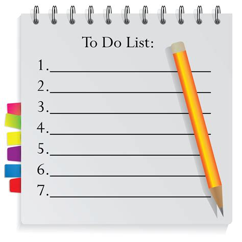Image result for keeping a to-do list