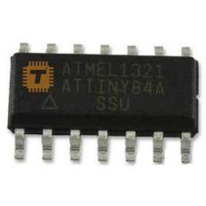 attiny84a ssu tm0014 atmel attiny84a ssu microcontroller