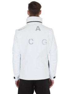 nike acg 2 in 1 jacket black nike acg tex 2 in 1 system shell jacket in black for lyst