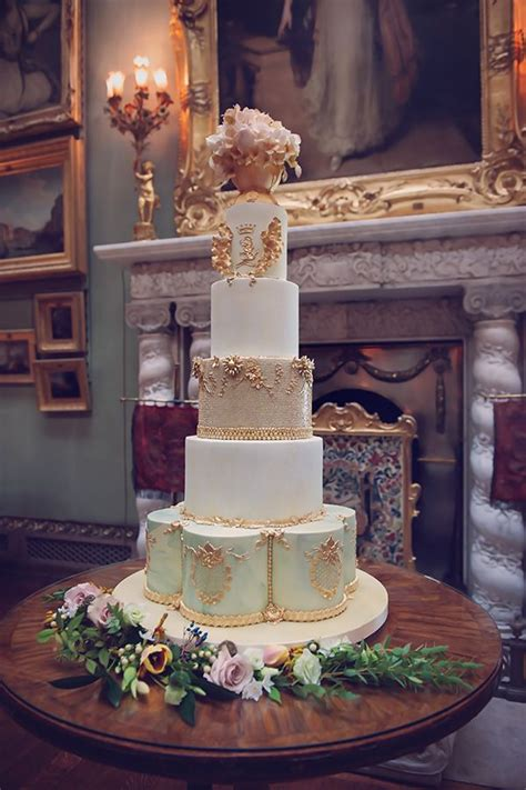 elegant vintage wedding inspiration elegant wedding cakes unique