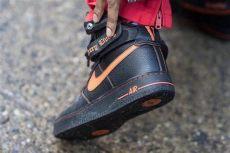 vlone air force 1 high top vlone x nike air 1 high sneaker freaker