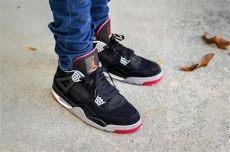 air jordan 4 bred 2012 wdywt 2012 air 4 bred sneakers