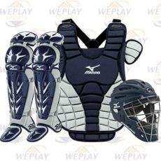 mizuno samurai fastpitch catchers set navy blue - Mizuno Samurai Catchers Gear Review