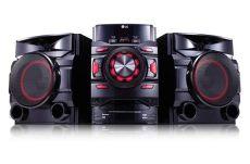 equipo de sonido lg lg audio minicomponente cm4460 de 460w 5300w pmpo lg ecuador