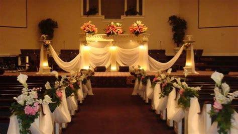 easy diy wedding pew decorations youtube