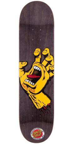 screaming hand skateboard santa screaming skateboard deck 7 50 quot