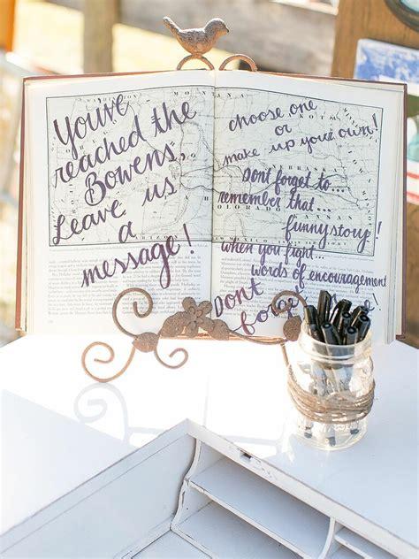 wedding guest book guest book alternatives ll love