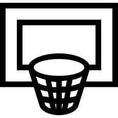 canasta de basquetbol dibujo png icono canasta de baloncesto accidente cerebrovascular deportivos simbolo gratis de hawcons
