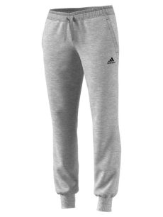 grey adidas tracksuit bottoms womens adidas essential solid tracksuit bottoms grey at lewis partners